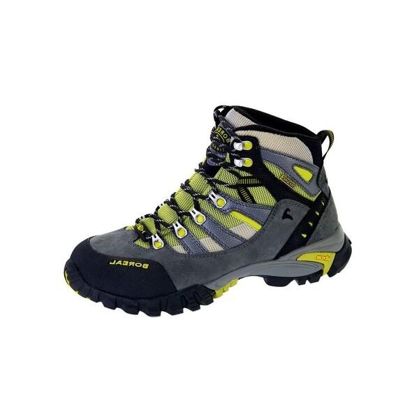 Boreal Climbing Shoes Womens Lightweight Klamath Verde Green