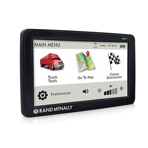 Refurbished Rand McNally TND530LM GPS Navigation System w/ IntelliRoute & RoadWork Construction Updates