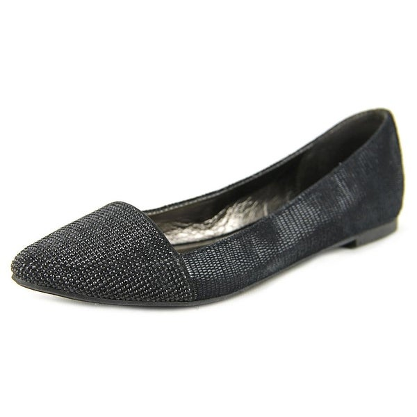 Material Girl Astor Women Black Flats