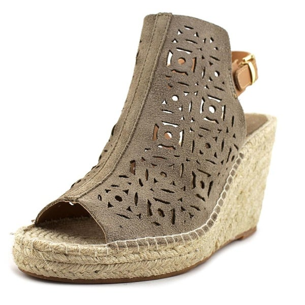 0fb7974b568 Shop Seychelles Footing Open Toe Suede Wedge Sandal - Ships To ...
