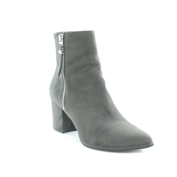 Michael Kors Dawson Booties Women's Boots Charcoal