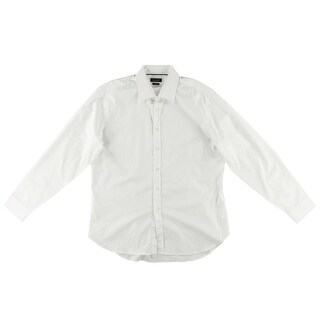 Zara Mens Tailored Fit Long Sleeves Dress Shirt