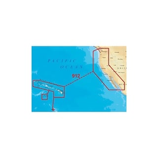 """Navionics Platinum Plus US West Coast - Hawaii MSD/912PP Platinum Plus 912PP - US West Coast - Hawaii"""
