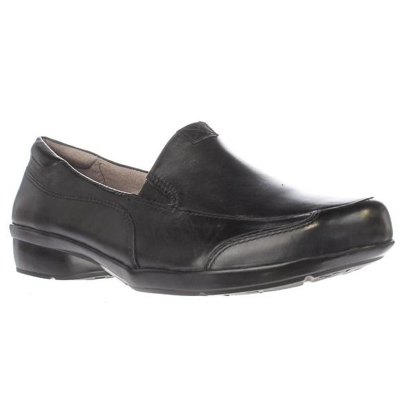 naturalizer Channing Slip-On Comfort Loafers, Black