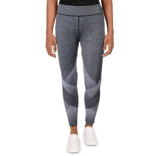 Link to Splendid Women's Heathered Colorblock Quick Dry Activewear Fitness Leggings Similar Items in Tops