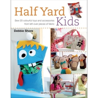 Search Press Books-Half Yard Kids