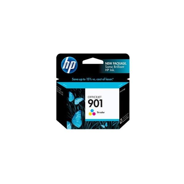 HP 901 Tri-color Original Ink Cartridge (CC656AN)(Single Pack)