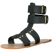 Roxy Womens Tyler Open Toe Casual Strappy Sandals