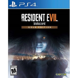 Resident Evil VII Biohazard Gold Edition - Playstation 4