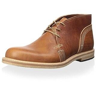 Timberland Mens Leather Ankle Chukka Boots - 9 medium (b,m)
