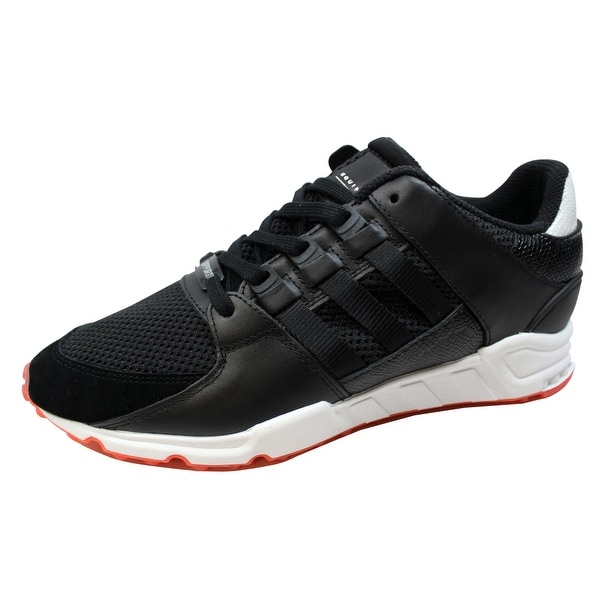 Adidas Men's EQT Support RF Black/Black-Turbo BB1314