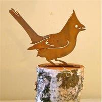 Elegant Garden Design ELEGANTB721 Cardinal Bird Silhouette