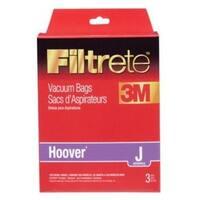 Filtrete 64717 Hoover Vacuum Bag, Type J