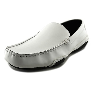 Kenneth Cole Reaction World Hold On Square Toe Synthetic Loafer