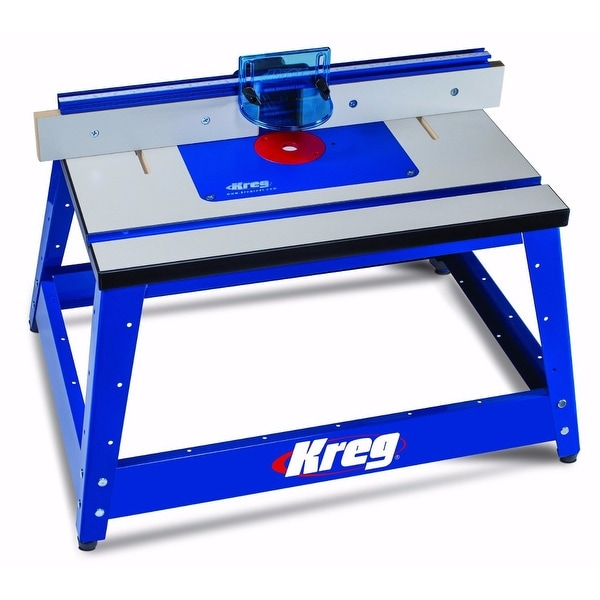Kreg PRS2100 Bench Top Router Table - Blue