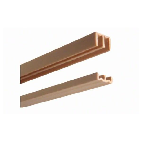 Shop Knape And Vogt P2417 4 48 Long Sliding Cabinet Door Track