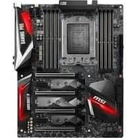 Msi X399gamingprocarbonac X399 Gaming Pro Carbon Ac Desktop Motherboard - Amd Chipset