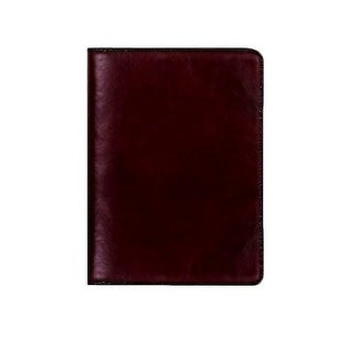 Scully Western Planner Italian Leather Weekly Desk Planner