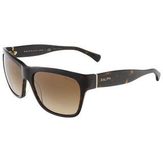 Ralph Lauren RA5164 50213 Brown Rectangle sunglasses