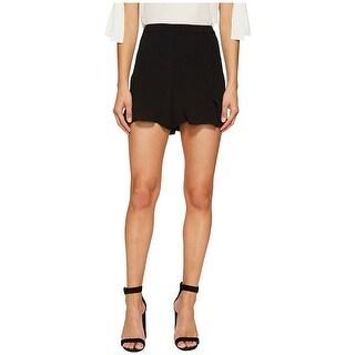 1.STATE High Waist Tulip Hem Shorts - 0
