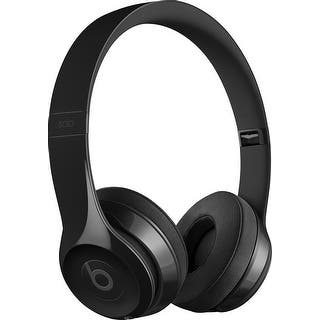 Beats by Dr. Dre - Beats Solo3 Wireless Headphones|https://ak1.ostkcdn.com/images/products/is/images/direct/73dd2b0c288c848d6345ece67f76b6872334ce45/Beats-by-Dr.-Dre---Beats-Solo3-Wireless-Headphones---Gloss-Black.jpg?impolicy=medium