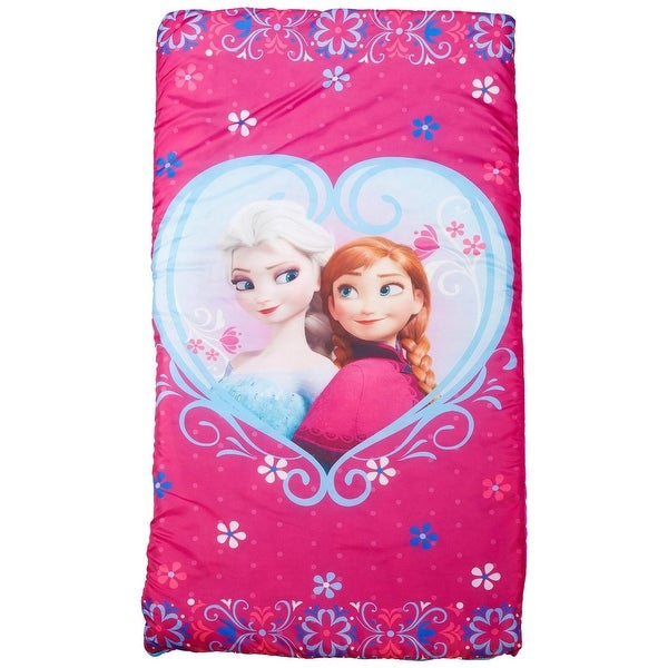 Disney Frozen Anna and Elsa Slumber-Bag, 30 X 54