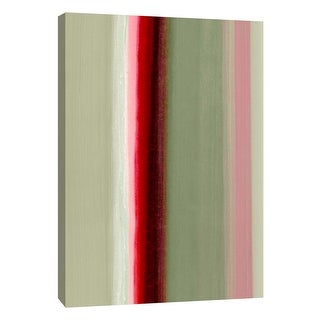 "PTM Images 9-108877  PTM Canvas Collection 10"" x 8"" - ""Threshold A"" Giclee Abstract Art Print on Canvas"