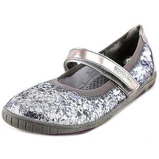 Kenneth Cole Reaction Prize on By 2 GL Youth Synthetic Silver Mary Janes