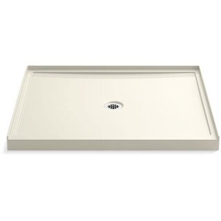 "Kohler K-8648 Rely 42"" x 48"" Shower Base with Single Threshold and Center Drain"