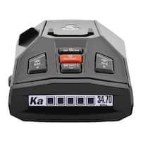 Cobra Electronics 0180003-1 IRAD Radar, Black