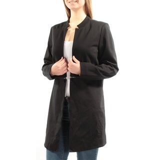 Womens Black Casual Jacket Size 10