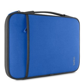 Belkin Laptop Sleeve for Microsoft Surface Pro3,Surface Pro,MacBook Air '11 Blue