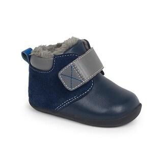See Kai Run Baby Sanju 2 Buckle Boots