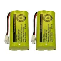 Replacement VTech 6010 Battery for 6113 / IP8300 Phone Models (2 Pack)