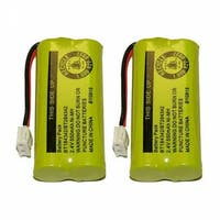 Replacement VTech 6010 Battery for CS6219 / CS6229-4 Phone Models (2 Pack)