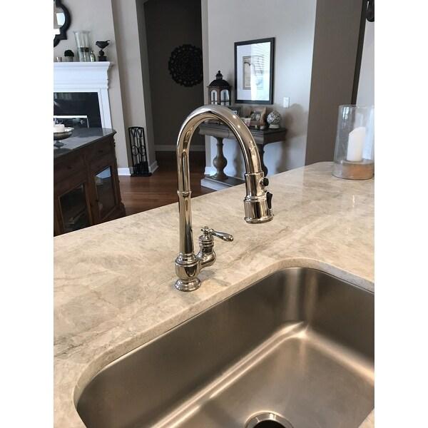 Kohler Polished Nickel Kitchen Faucet Kitchen Appliances
