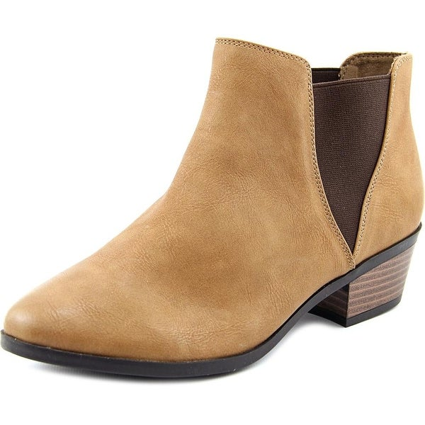 Call It Spring Moillan Women Camel Boots