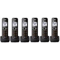 Panasonic KX-TGA680B (6-Pack) Extra Handset / Charger