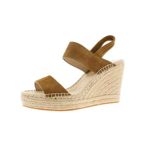 Kenneth Cole New York Womens Olivia Wedges Platform Sandals