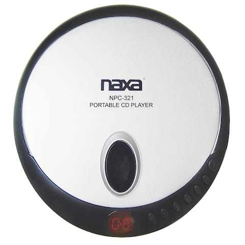 Slim Personal Compact Disc Player
