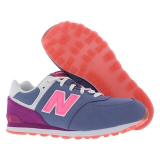 New Balance 574 Girl's Gradeschool Shoes Size - 7 m us big kid