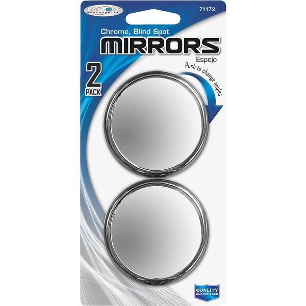 Custom Accessories 2 Pk Blind Spot Mirror