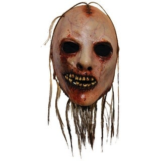 American Horror Story Adult Costume Face Mask Bloody Face - Beige
