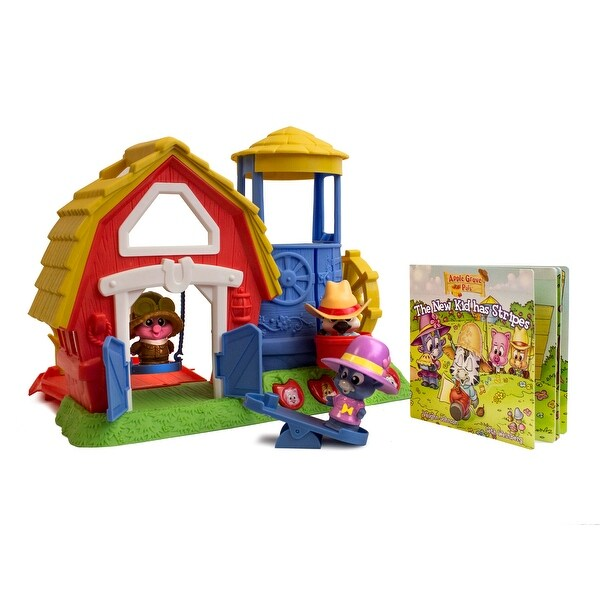 Little Tikes Apple Grove Pals Farm Playset