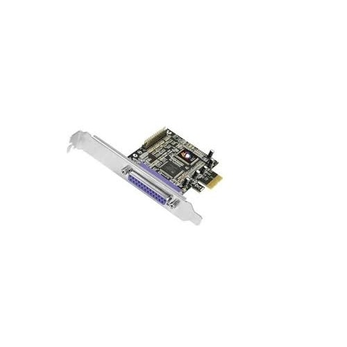 Siig Jj-E02211-S1 Dp Cyberparallel Dual Pcie - Adds 2 High-Speed Parallel Ports