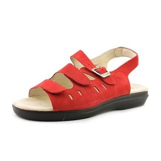 Propet Breeze Walker  N/S Open-Toe Leather  Fisherman Sandal