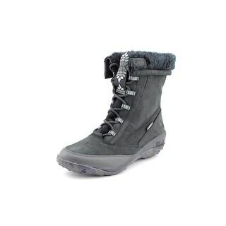 Cushe Allpine Cone Women Round Toe Leather Winter Boot