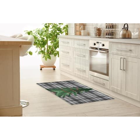 TREE Kitchen Mat By Kavka Designs