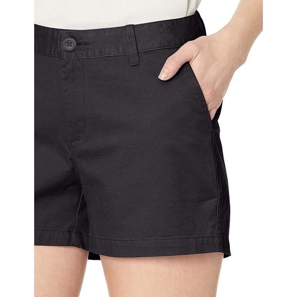 Essentials Womens 3.5 Inseam Chino Short
