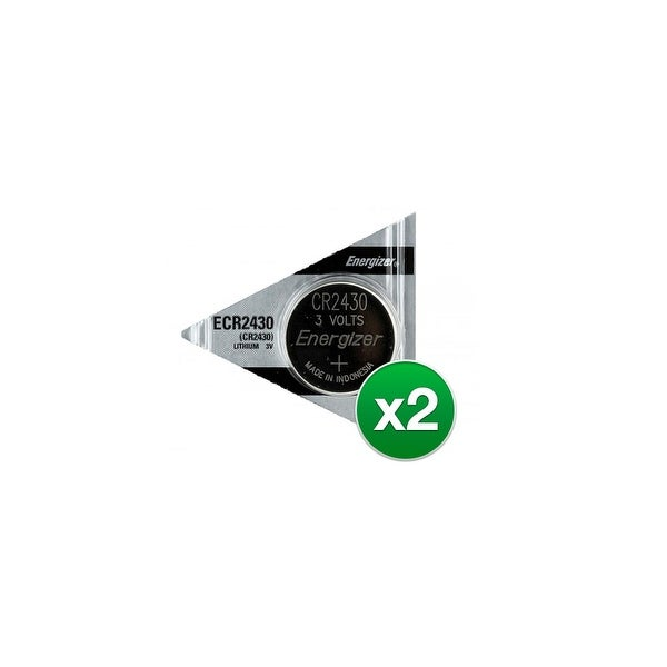 Replacement Battery for Energizer ECR2430 (2-Pack) Replacement Battery